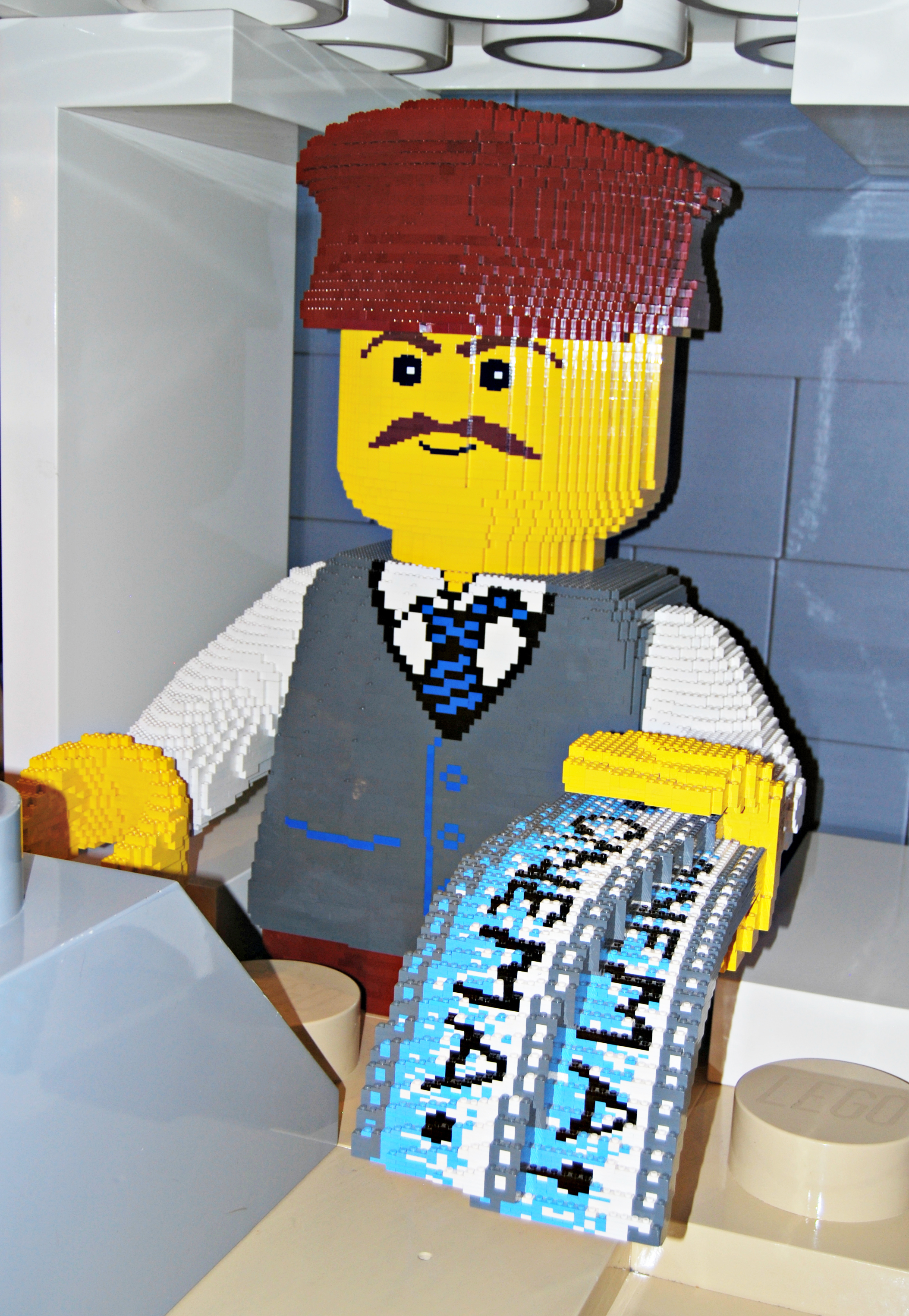 lego ticket taker are we there yet article image